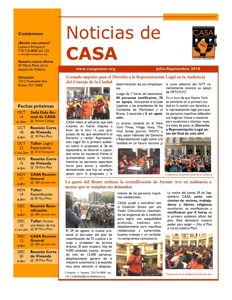 casa-newsletter-jul-sep-2016-esp