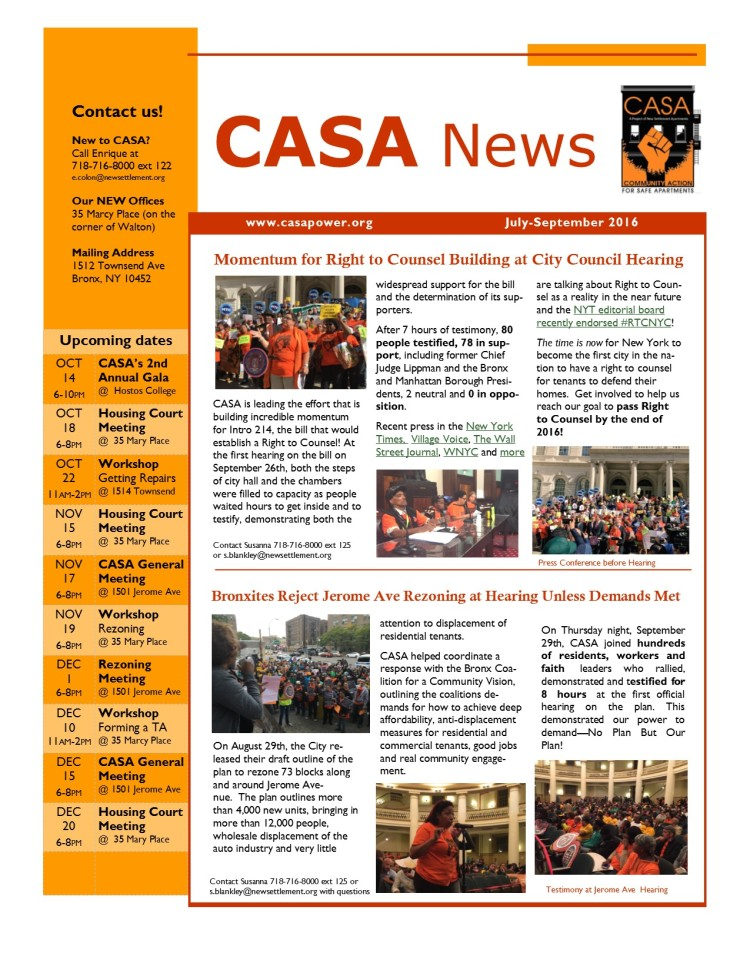 casa-newsletter-jul-sep-2016